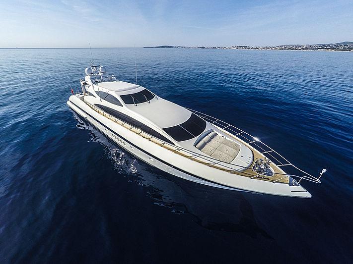 Serenada yacht