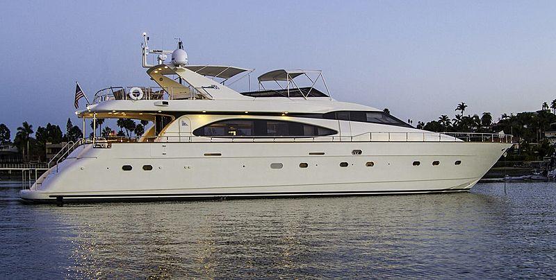 SEA HAWK yacht Azimut