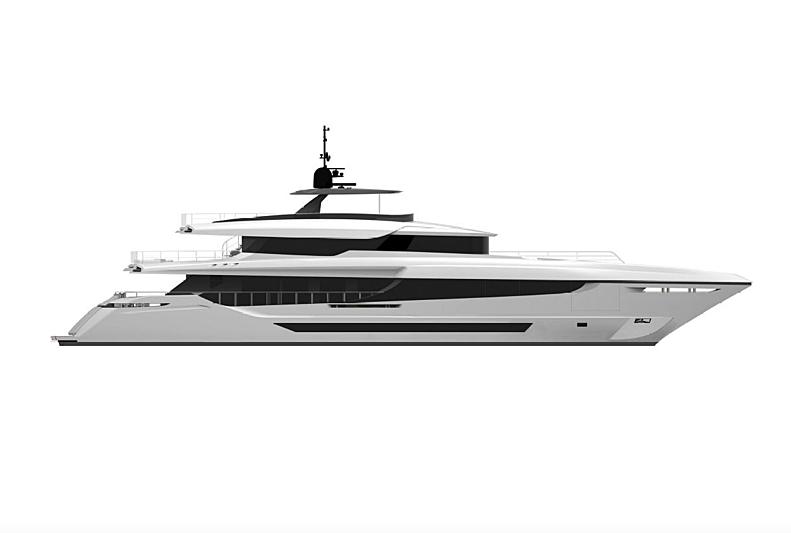 HALARA yacht Overmarine