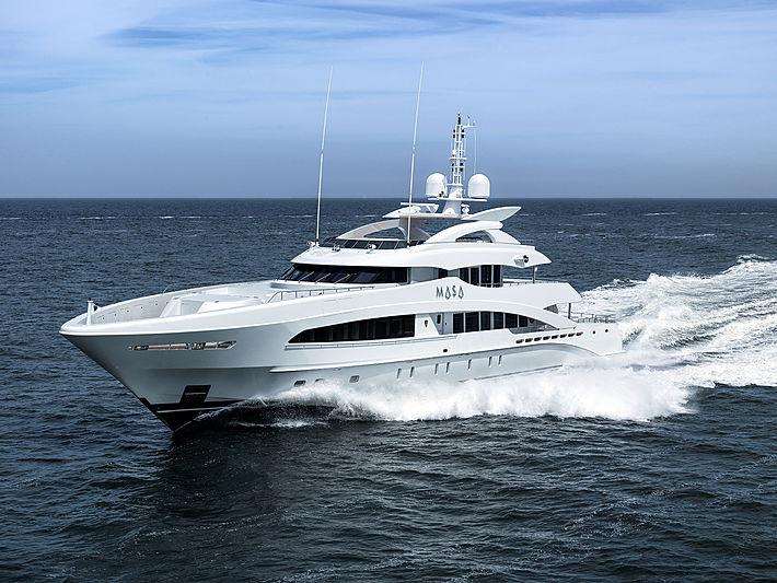 MASA yacht Heesen