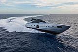 Mo Town  Yacht Pershing