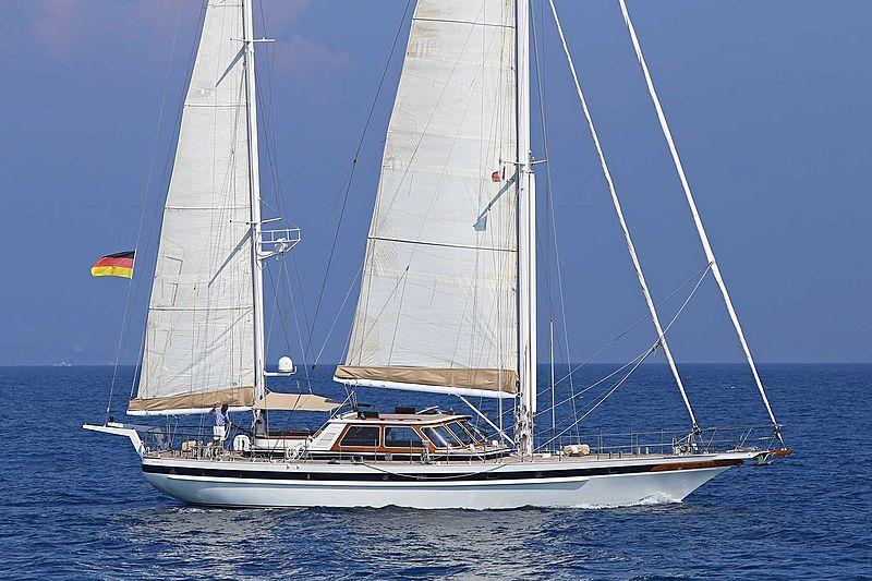 MAGNA MAGIC yacht Jongert