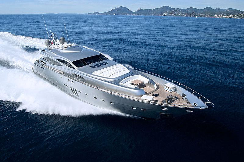 SPIRIT DU BRAZIL VIII yacht Pershing