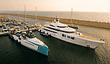 Shadow and Spectre yachts in Tel Aviv