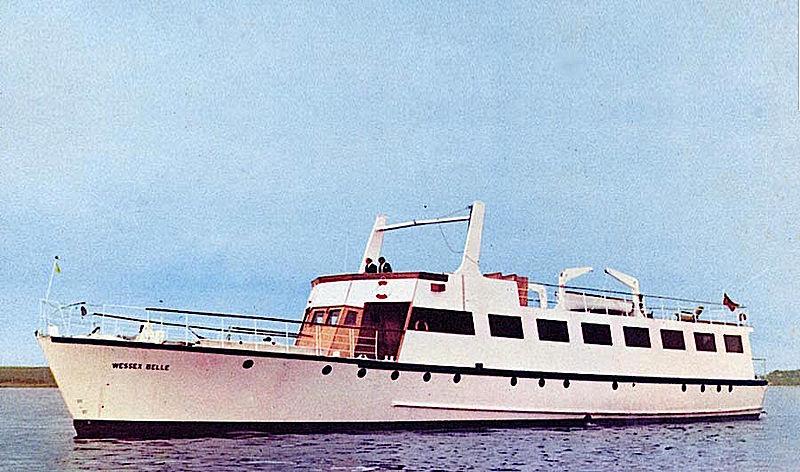 Fairmile yacht Wessex Belle