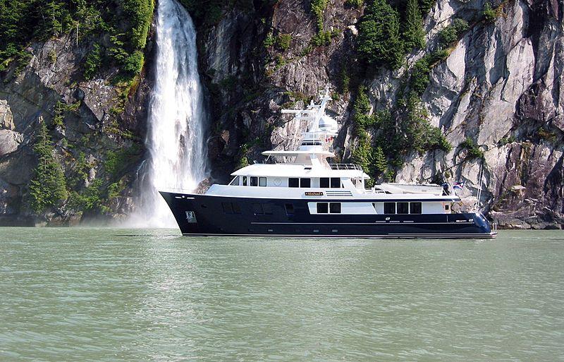 SINBAD yacht Delta Marine
