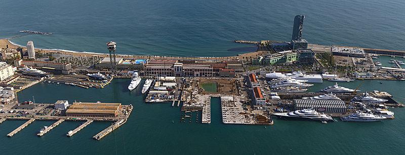 MB92 shipyard