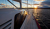 Red Sky Yacht Nautor's Swan