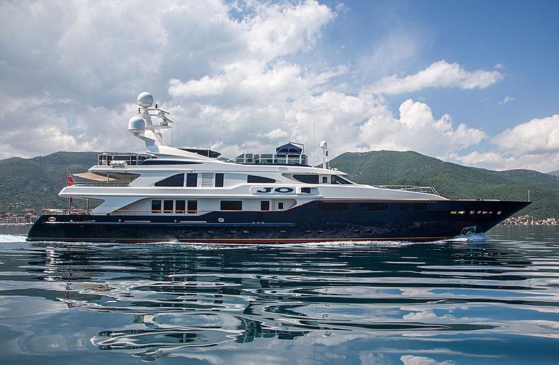 JO I yacht Benetti