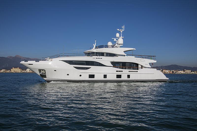 EURUS yacht Benetti
