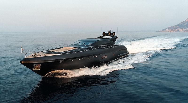 Neoprene yacht cruising