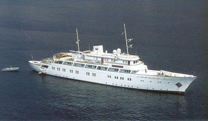 LADY K II yacht Austin & Pickersgill Ltd.
