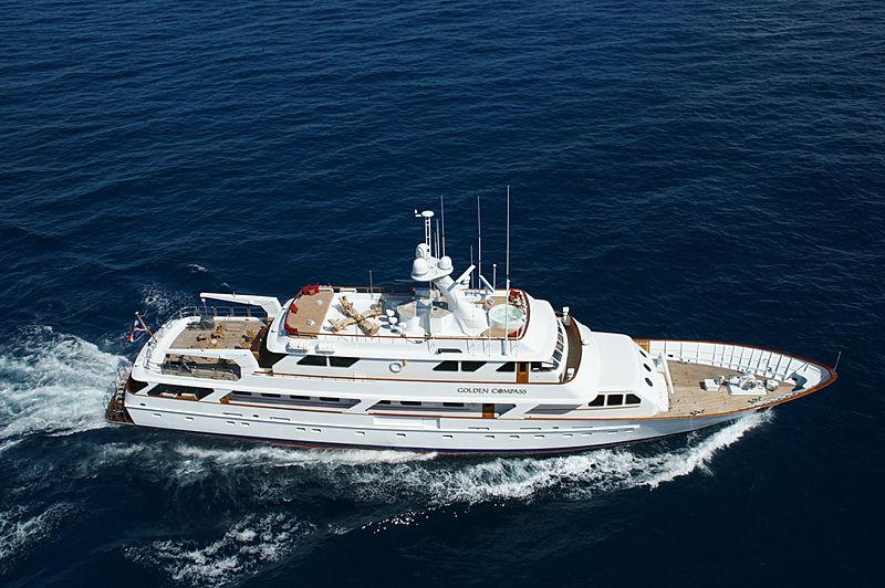 GOLDEN COMPASS yacht Picchiotti