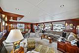Elisa yacht saloon