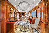 Elisa yacht hallway