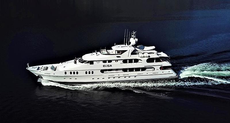 ELISA yacht Christensen
