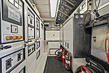 Elisa yacht engine room