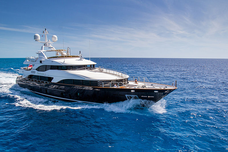 CHECKMATE yacht Benetti