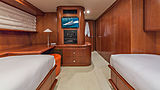 At Last yacht stateroom