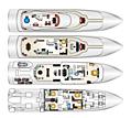 At Last yacht general arrangement