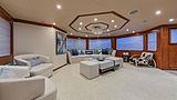 At Last yacht saloon