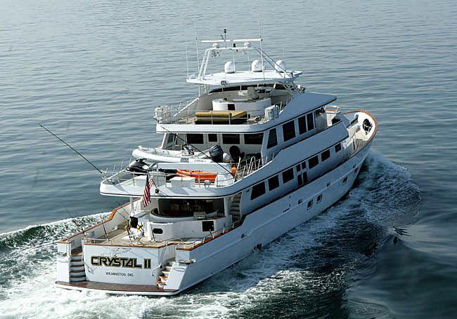 EMPIRE SEA yacht Crystal