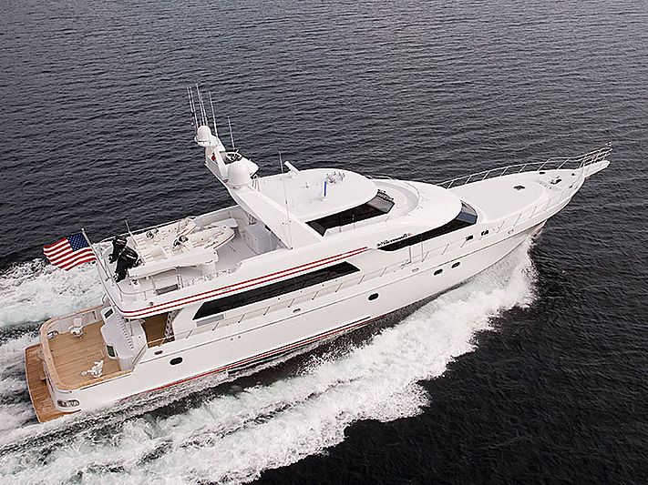 SOL PURSUIT yacht Nordlund Boat Company. Inc.