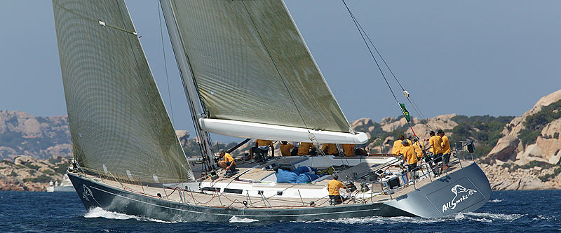OCEAN HORSE yacht Southern Wind