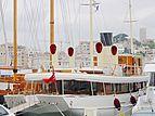 Arriva Yacht Turquoise