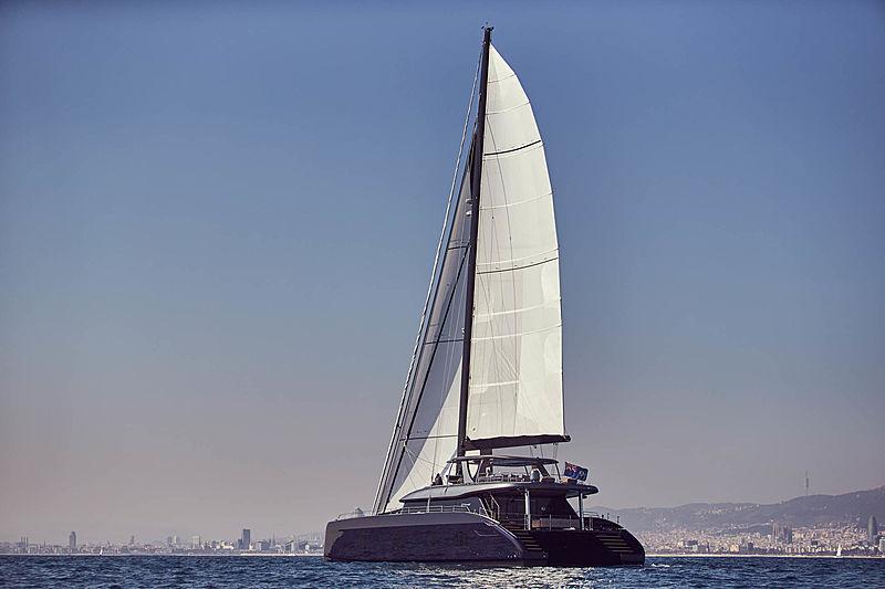 GAYA yacht Sunreef