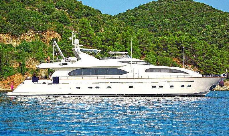 ZULAL yacht Falcon