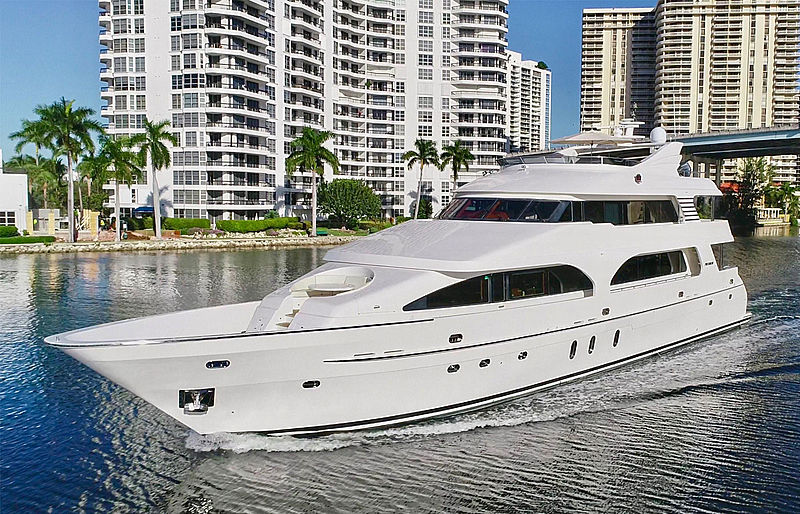 D-Fence yacht by President Boat International
