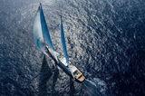 Aquijo under sail