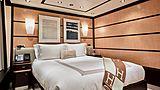 Gladiator yacht stateroom