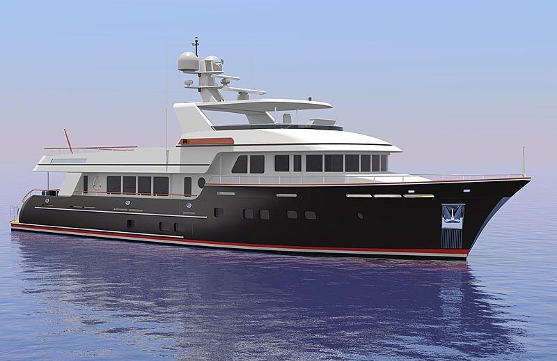 ANODYNE yacht Inace