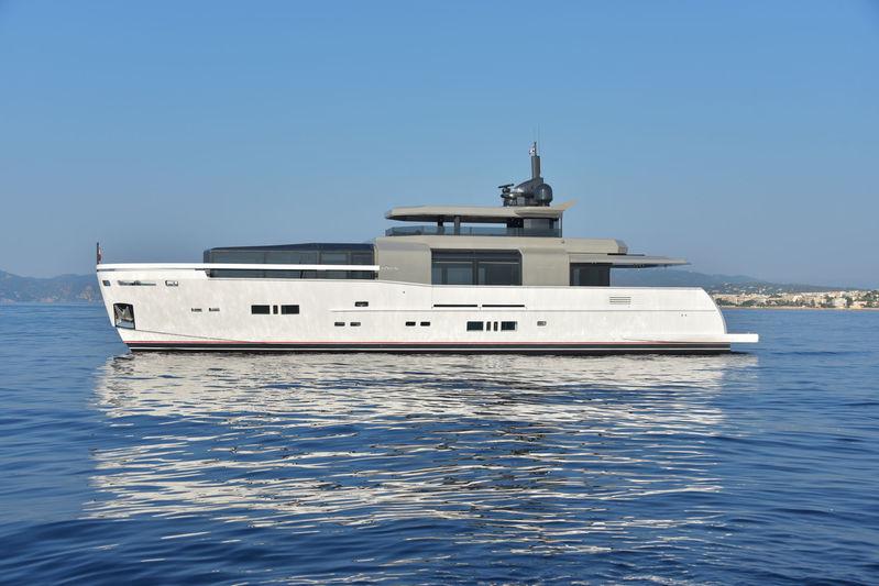 ARIA.S yacht Arcadia