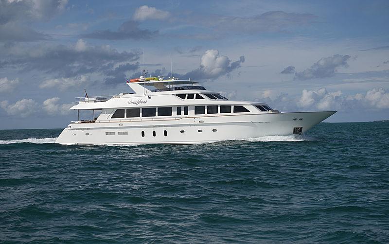 BEACHFRONT yacht Hargrave