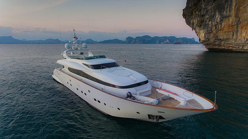 AVELINE yacht Maiora