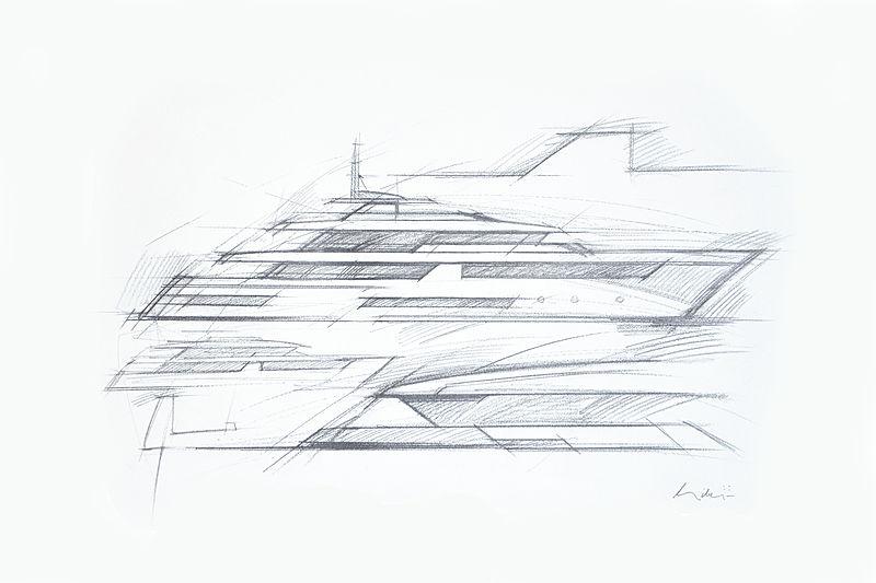 Riva 50m sketch