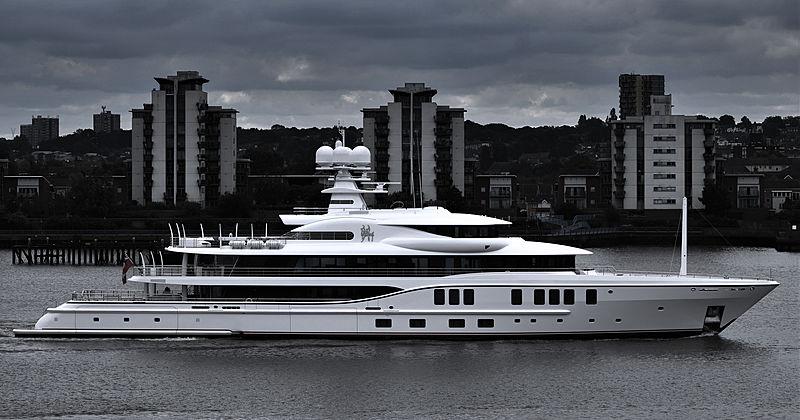 SIXTH SENSE yacht Amels