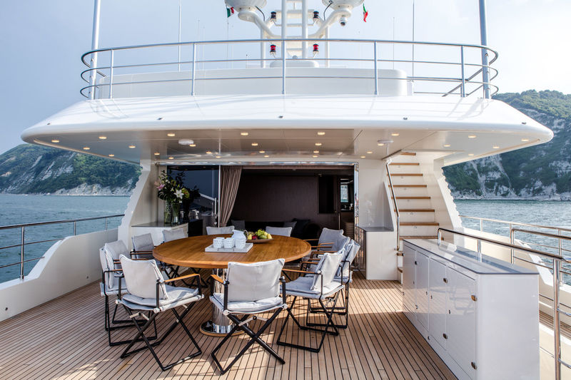 Babbo upper deck