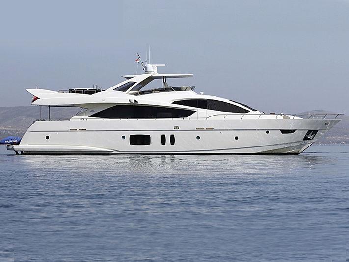GRACE yacht Astondoa