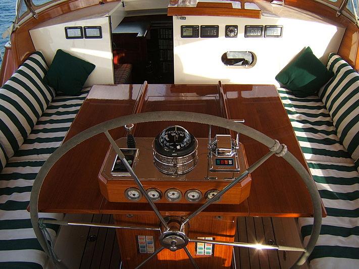 Carmella yacht bridge