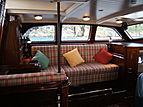 Carmella yacht saloon