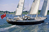 Carmella yacht sailing