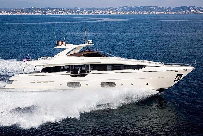 My Soo Too yacht cruising
