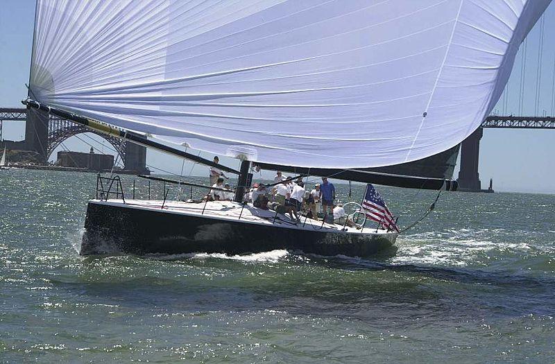 OC 86 yacht McConaghy Boats