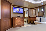 Scout II yacht master stateroom