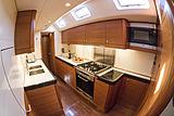 B5 yacht kitchen
