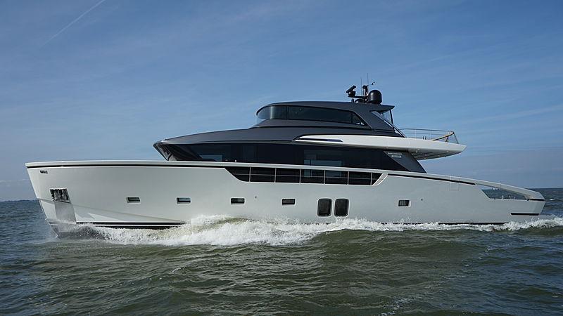SANLORENZO SX88/09  yacht Sanlorenzo